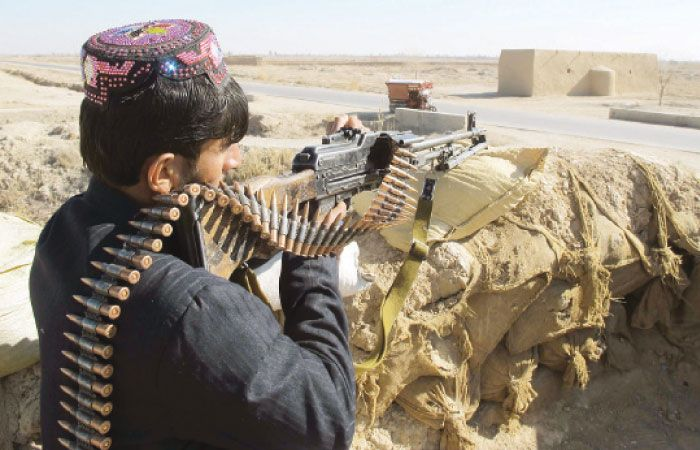Reinforcements rushed to Afghanistans southern province under Taliban attack