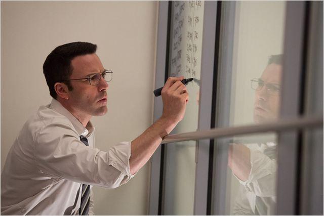 Analizamos el último trabajo como actor de Ben Affleck.