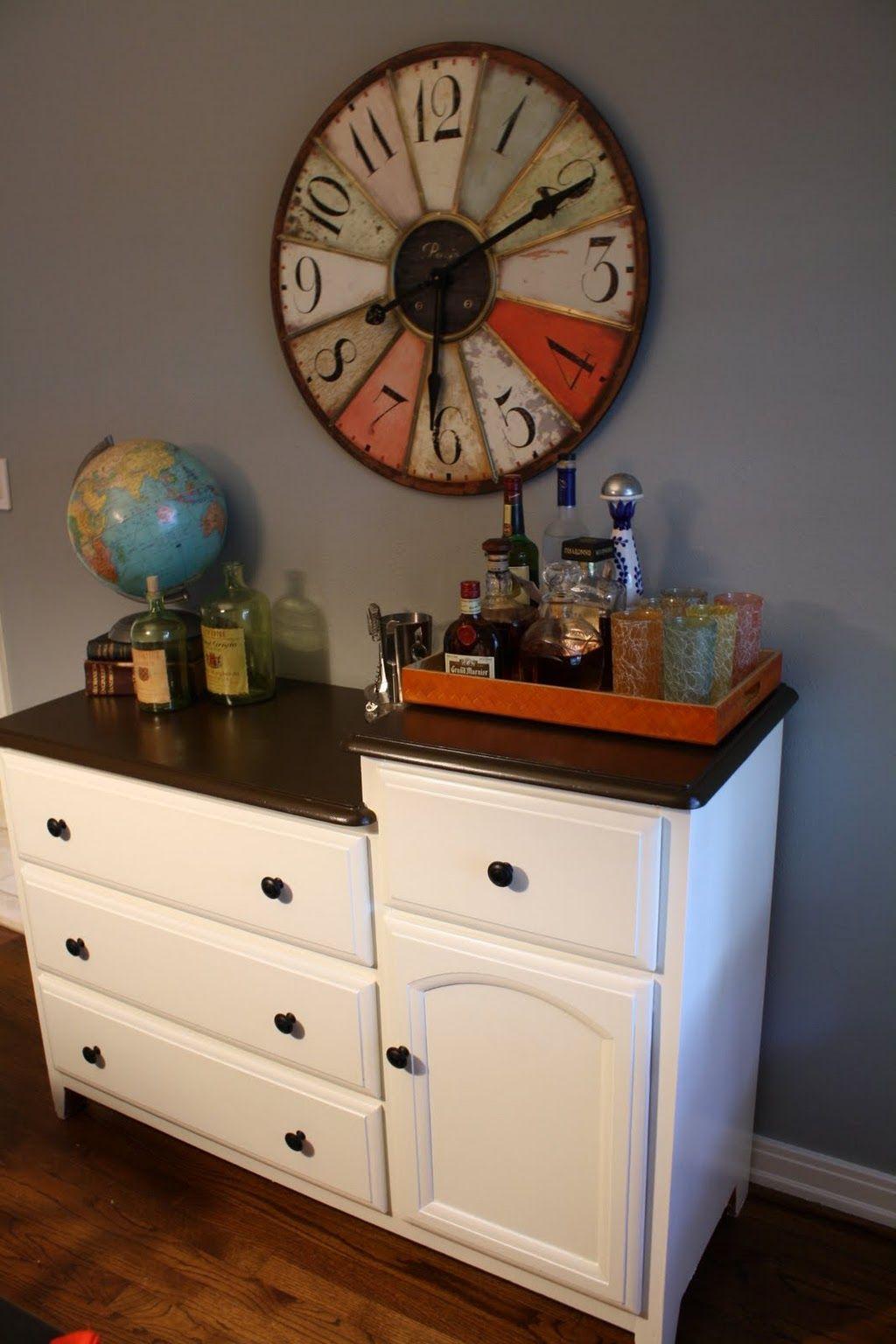 Sharp Dresser With Images Furniture Diy Furniture Makeover