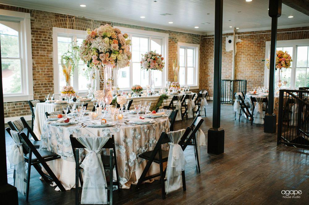 Fire Station 3 Houston Historic Wedding Venue
