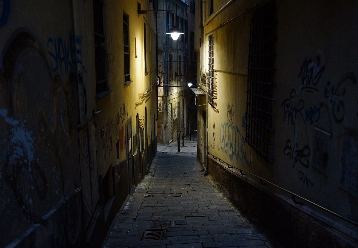 Narrow street by Sergey Andreevich on 500px