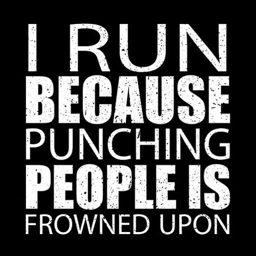 HA!!! Love this..... Yes it relaxes me. I run a dirt path into the woods by our…