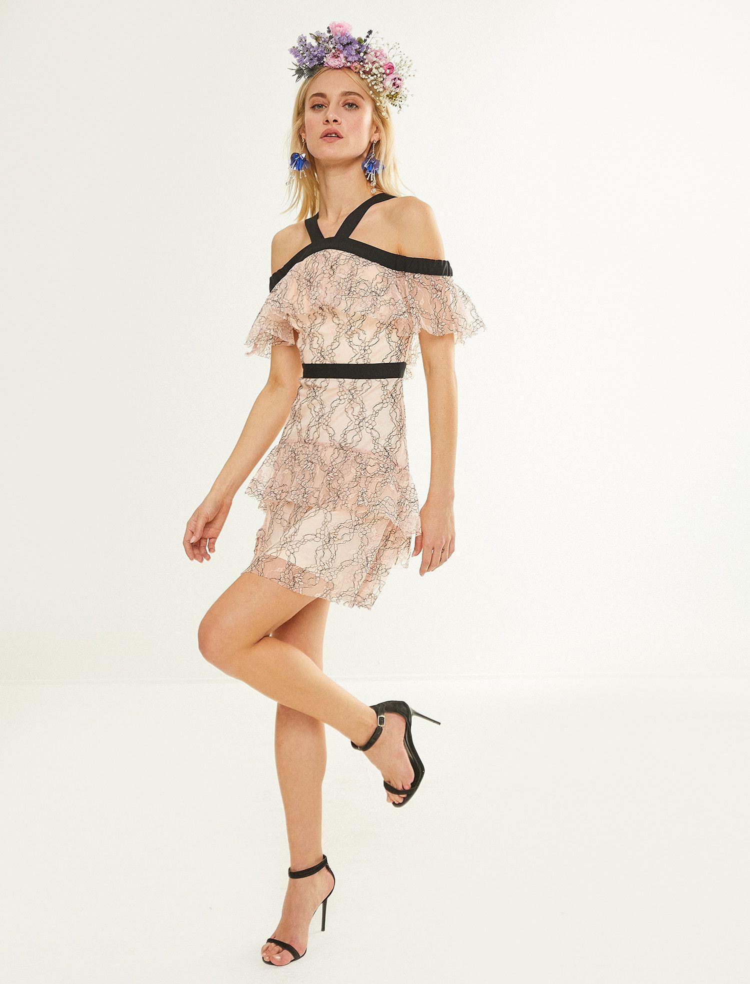 80d7c878ccba1 Koton - Koton Kadın Zeynep Tosun For Koton Elbise | Brand-Store ...