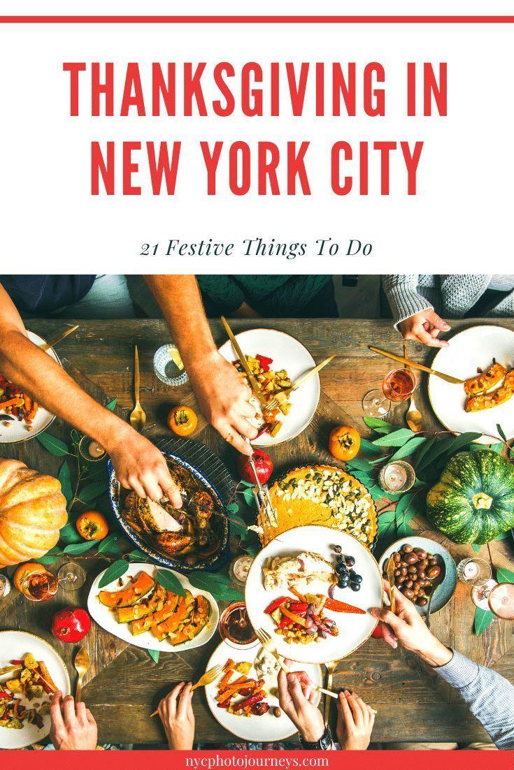 21 Ways To Celebrate Thanksgiving In New York City | New york thanksgiving, Visiting nyc, New ...