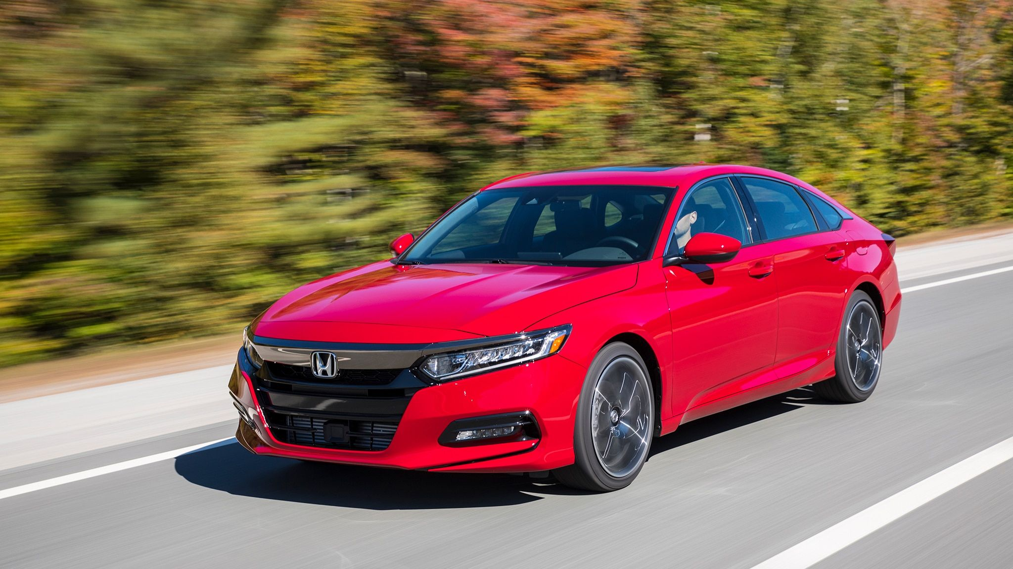 The Honda Accord is the handsdown benchmark in its