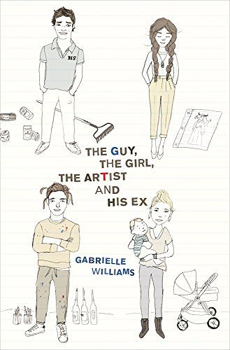 The Guy, the Girl, the Artist and His Ex by Gabrielle Wil... https://www.amazon.com/dp/1554989418/ref=cm_sw_r_pi_dp_x_HX65ybR54HS9W