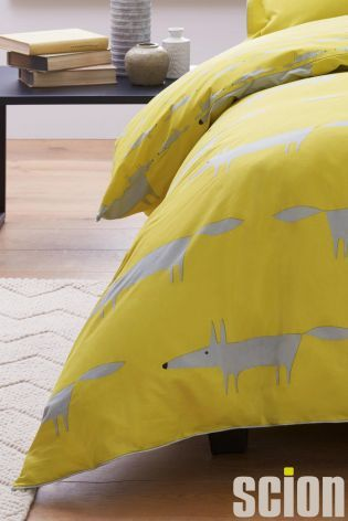 Scion Mr Fox Duvet Cover Online Today At Next Rep