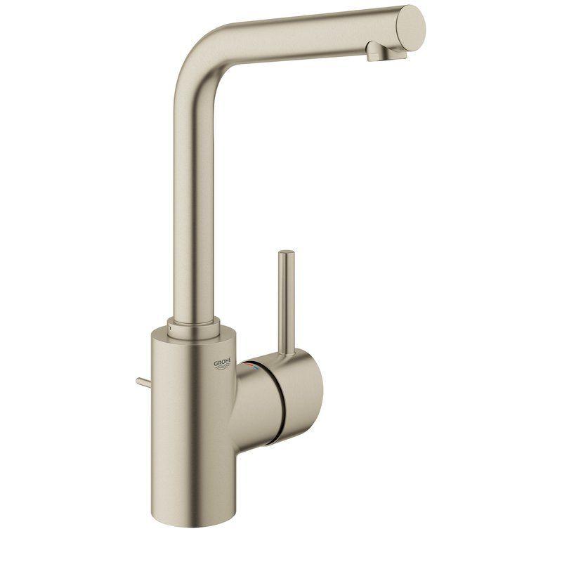 Concetto Single Hole Bathroom Faucet | Single handle bathroom faucet ...