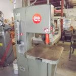 Online Machine Tool Auctions – Results: 2001 GROB Vertical Band Saw | Online Auction.  Read more at http://blog.acceleratedbuysell.com/blog/online-machine-tool-auctions-machines-selling-online-auction/