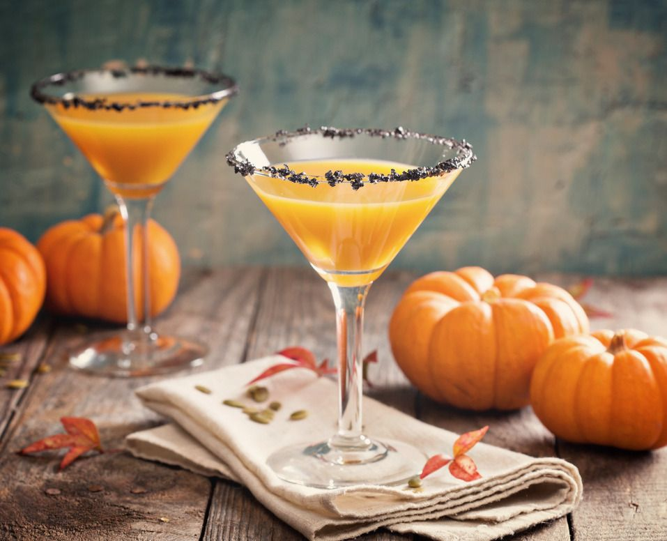 Halloween Cocktails That Are Even Better Than Your Costume made with - halloween cocktail ideas