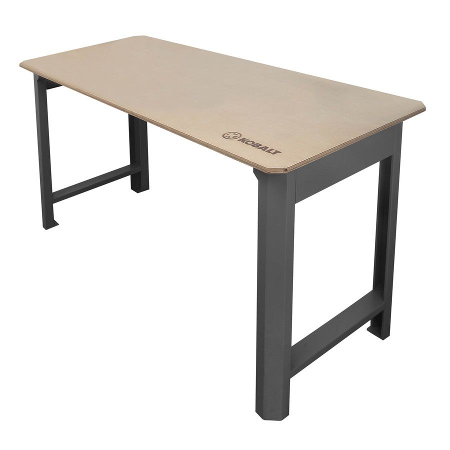 This Kobalt 72 Inch Wood Work Bench Is The Perfect Surface For Any Kind Of Project You Can Think Up And It S Cus Craftsman Workbench Steel Workbench Workbench