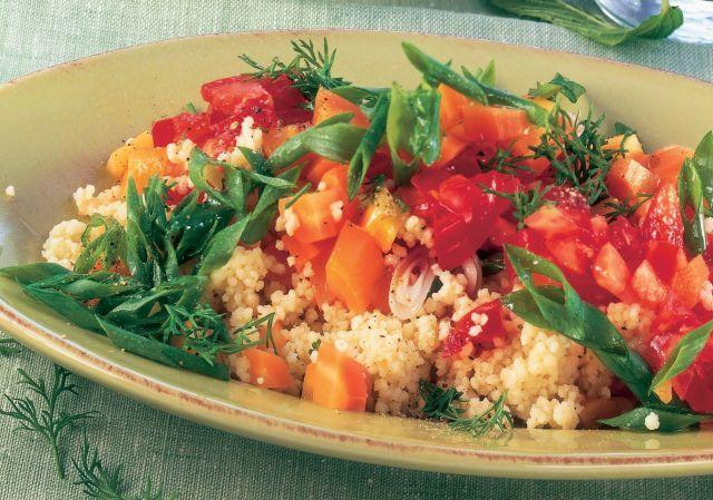 Insalata di cuscus ricetta insalata di cuscus cuscus e cucina