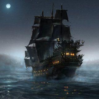Pottermore Durmstrang Institute Pottermore Magical World Of Harry Potter Wizarding World Ce bateau appartient a l'école durmstrang, il peut aller sous l'eau alors, on voit le mat du millieu, quand il revient à la surface, les voiles se présentent. pinterest