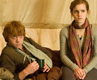 Rupert Grint Thinks Ron and Hermione Would Be Divorced