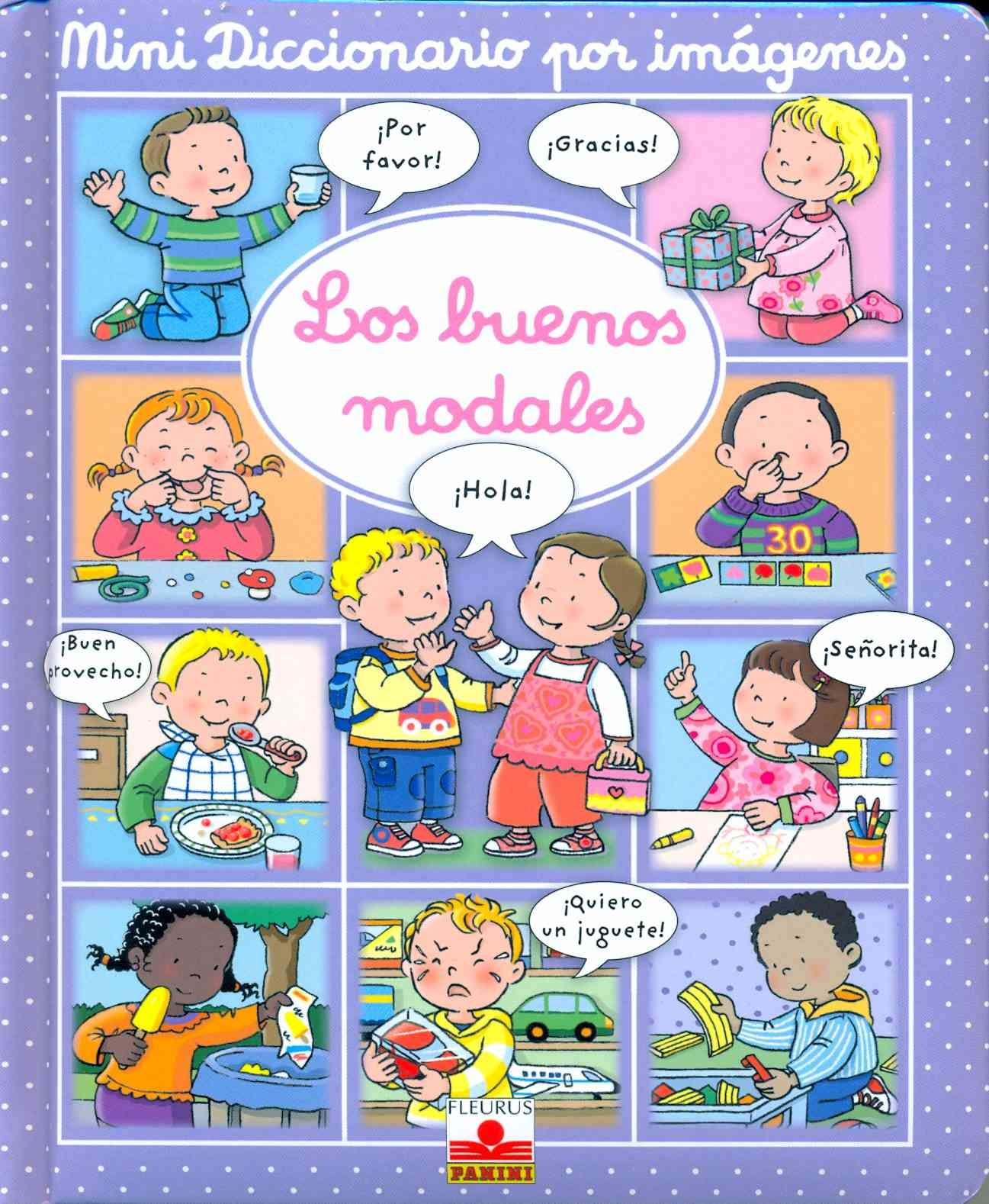 Los Buenos Modales Books Picture Book Good Manners
