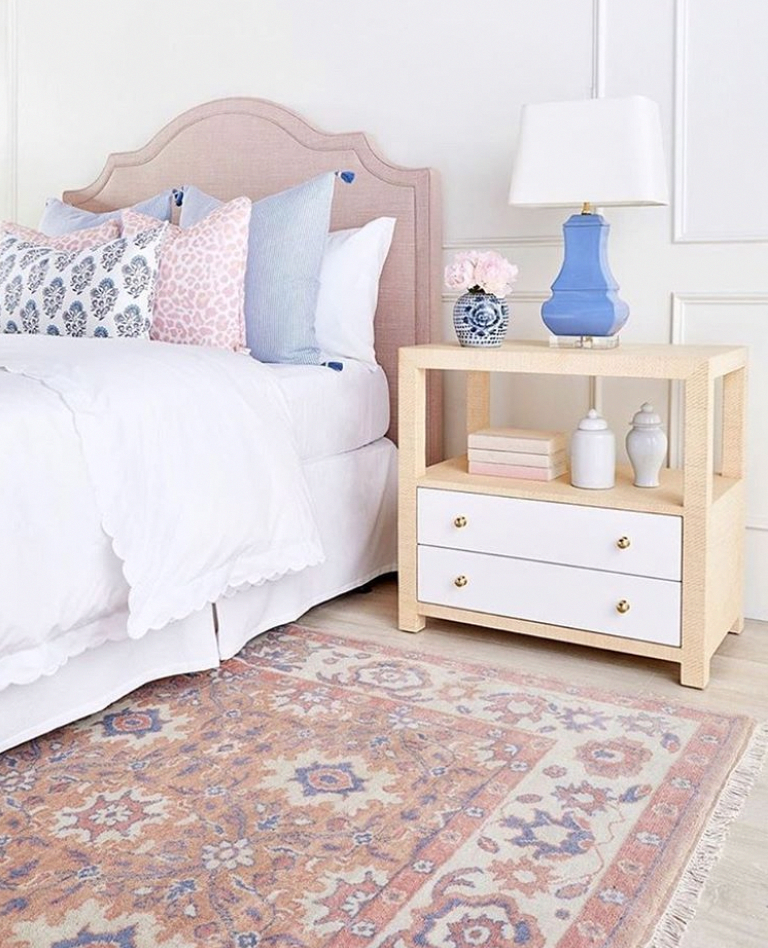 Romantic Feminine Bedroom Ideas
