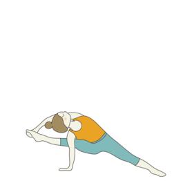 visvamitrasana yoga sage visvamitrasana con imágenes