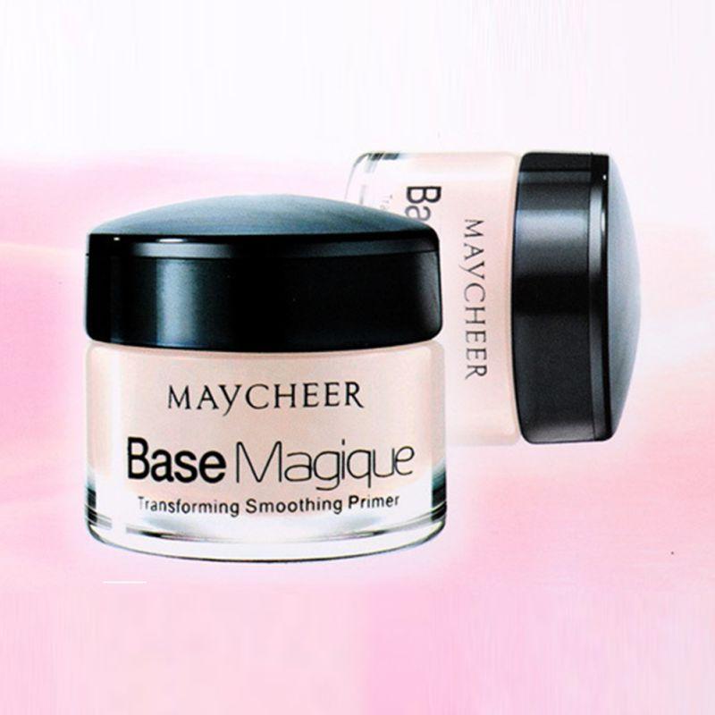 Rosto corretivo Maquiagem Primer invisível poros rugas cobrir os poros Base corretivo fundação Maquiagem Make UpL3