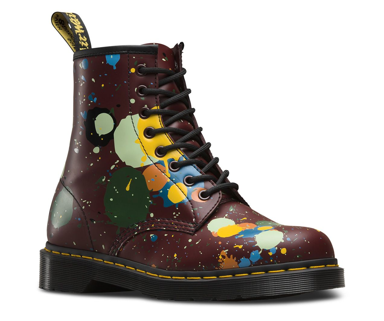8 Eye Demented Are Go (The Day The Earth Spat Blood) Dr. Martens Boots | Dr  Martens | Pinterest | Dr martens, Blood and Dr martens boots sale