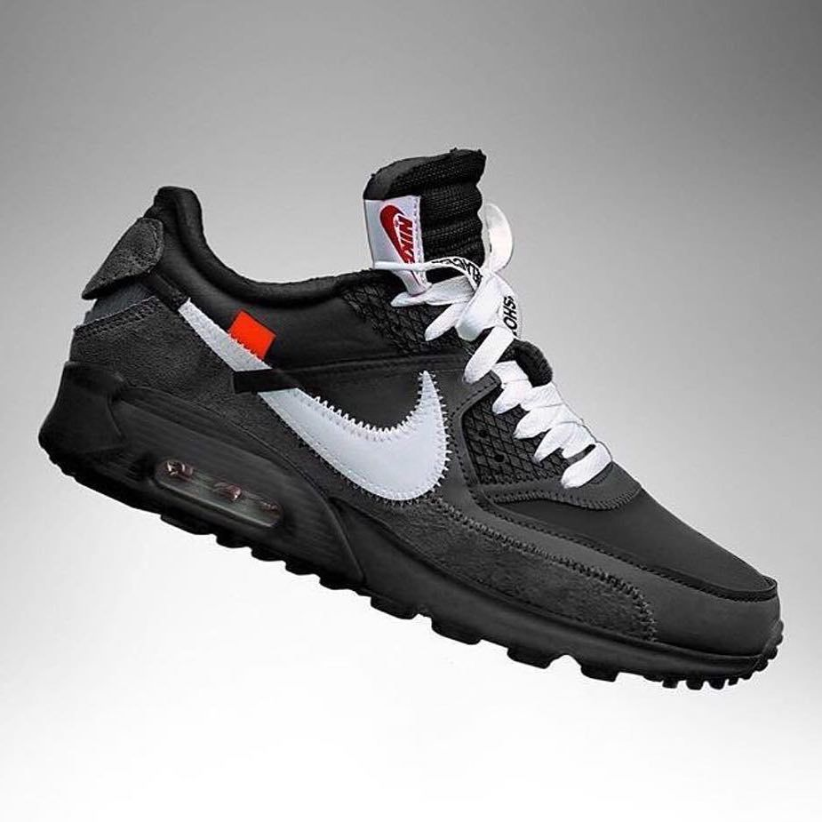 Could This Be The Next Off White x Nike Air Max 90? | Shoes
