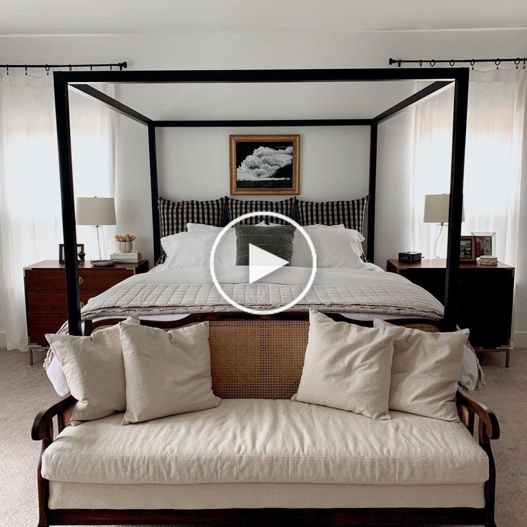 Kraft Und Massstab Verbinden Architektur Ein Modernes Bett Mit