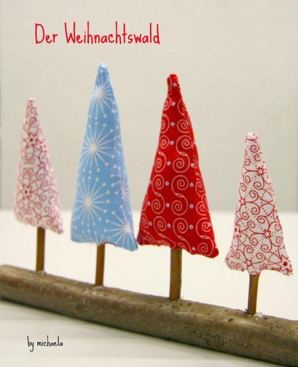 Photo of Weihnachtswald für die Fensterbank