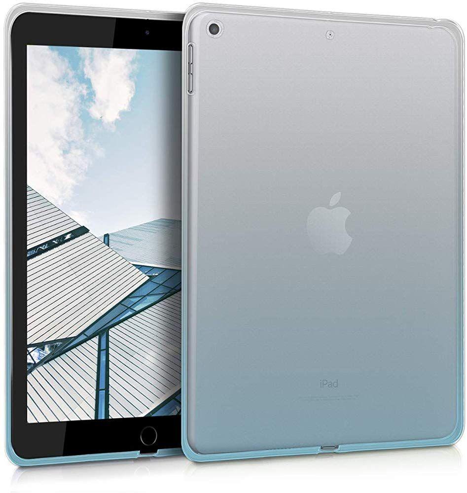 Kwmobile Apple Ipad 9 7 2017 2018 Hulle Silikon Tablet Cover Case Schutzhulle Fur Apple Ipad 9 7 2017 2018 Computer T Tablet Ipad Schutzhulle
