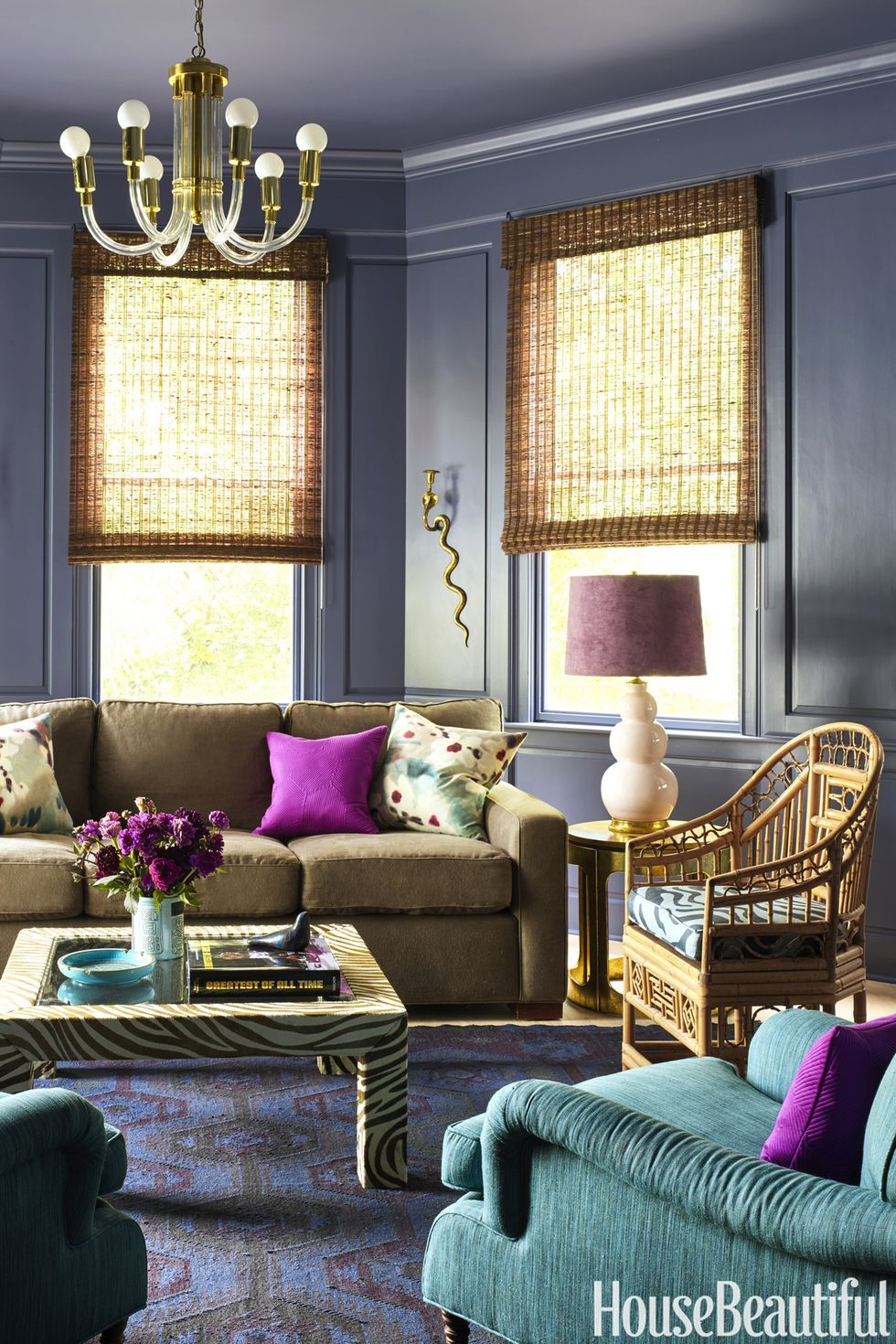 amethyst study both the walls and ceiling in this on living room color inspiration id=82348
