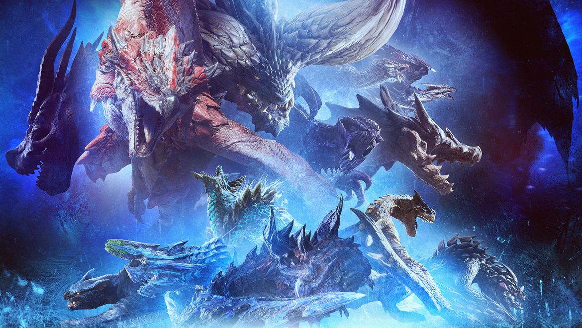 Capcom Celebrates The 15th Anniversary Of Monster Hunter This March Geek Culture Monster Hunter World Wallpaper Monster Hunter World Monster Hunter Series