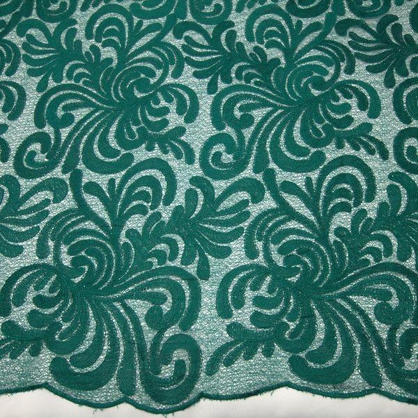 Tecido tela bordada verde bandeira - Maximus Tecidos   Loja Online ... 6490fe8086