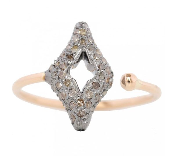 Pascale Monvoisin Diamond Ring