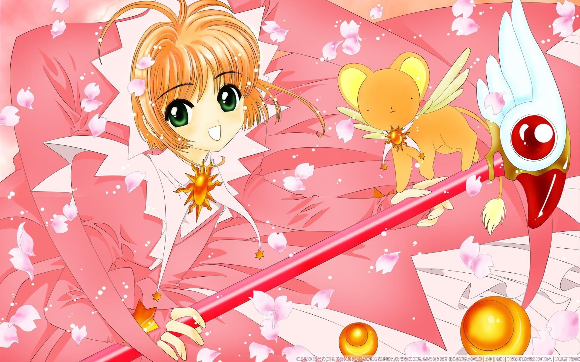 Sakura Cardcaptor Sakura Wallpaper 4560074 Fanpop Hd Wallpapers Sakura Card Cardcaptor Sakura Anime