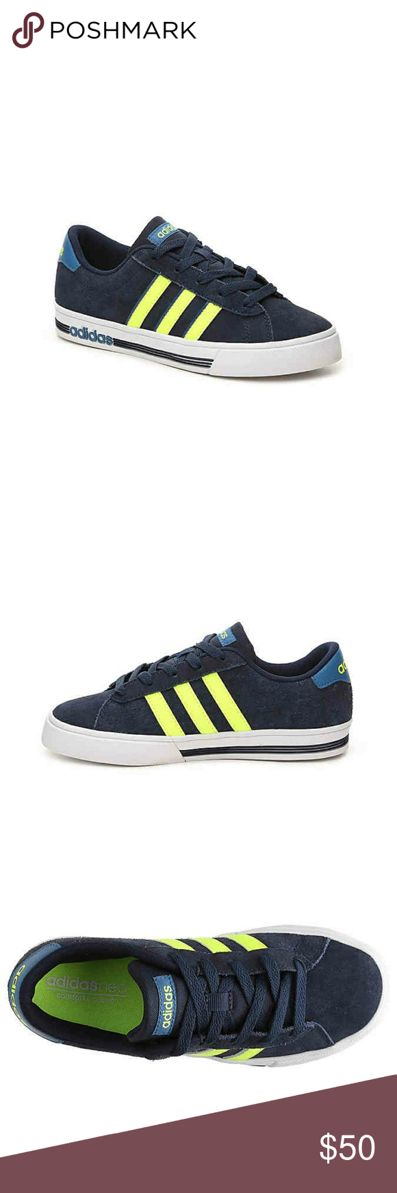 20f9bafeca5 Adidas Daily Team K Kids Shoes Your little one will earn style stripes by  throwing the