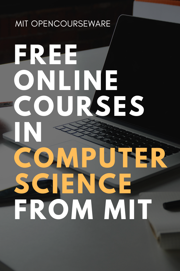 Electrical Engineering & Computer Science | Free course