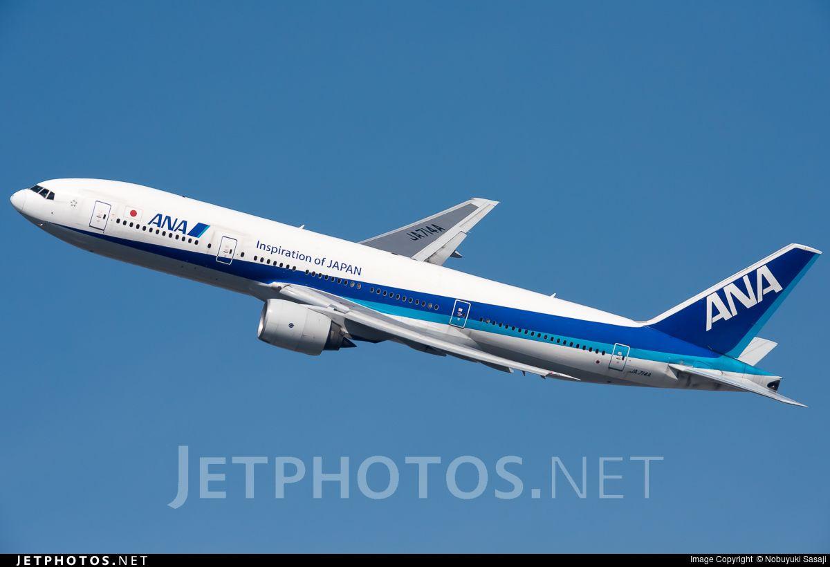 Photo of JA714A Boeing 777-281 by Nobuyuki Sasaji