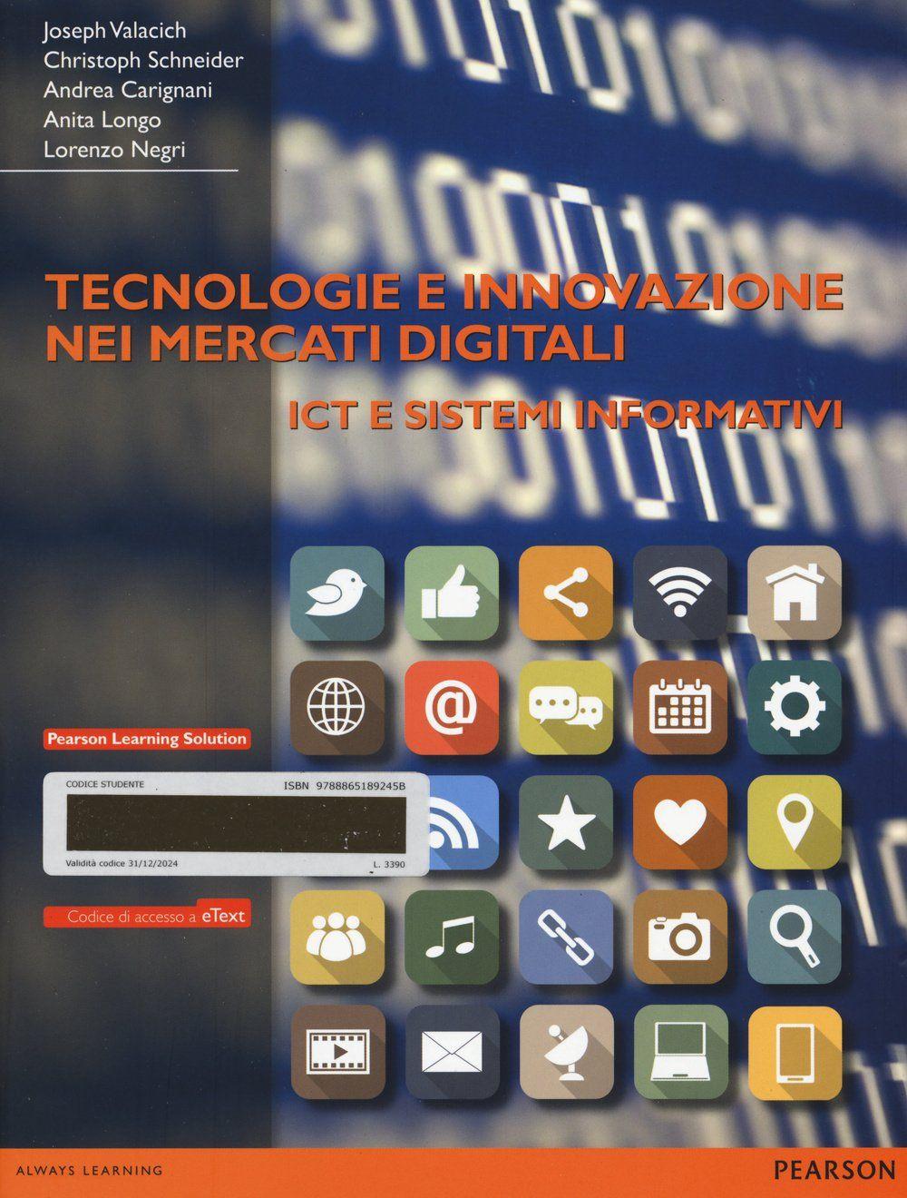 Tecnologie e innovazione nei mercati digitali. ICT e