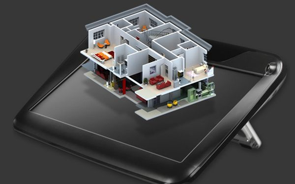 This holographic tablet makes your desktop 3d software tech and forget tupac this hologram software can revitalize urban design voltagebd Choice Image