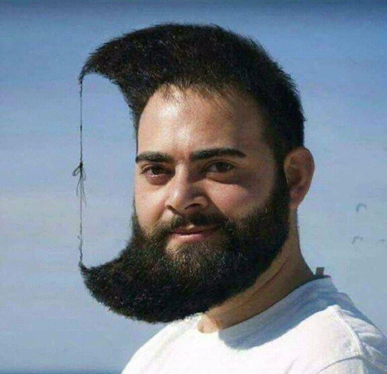 17 Leute Denen Egal Ist Was Wir Uber Ihre Frisuren Denken Fribbla Insiders In 2020 Lustige Frisuren Seltsame Frisuren Jungs Frisuren