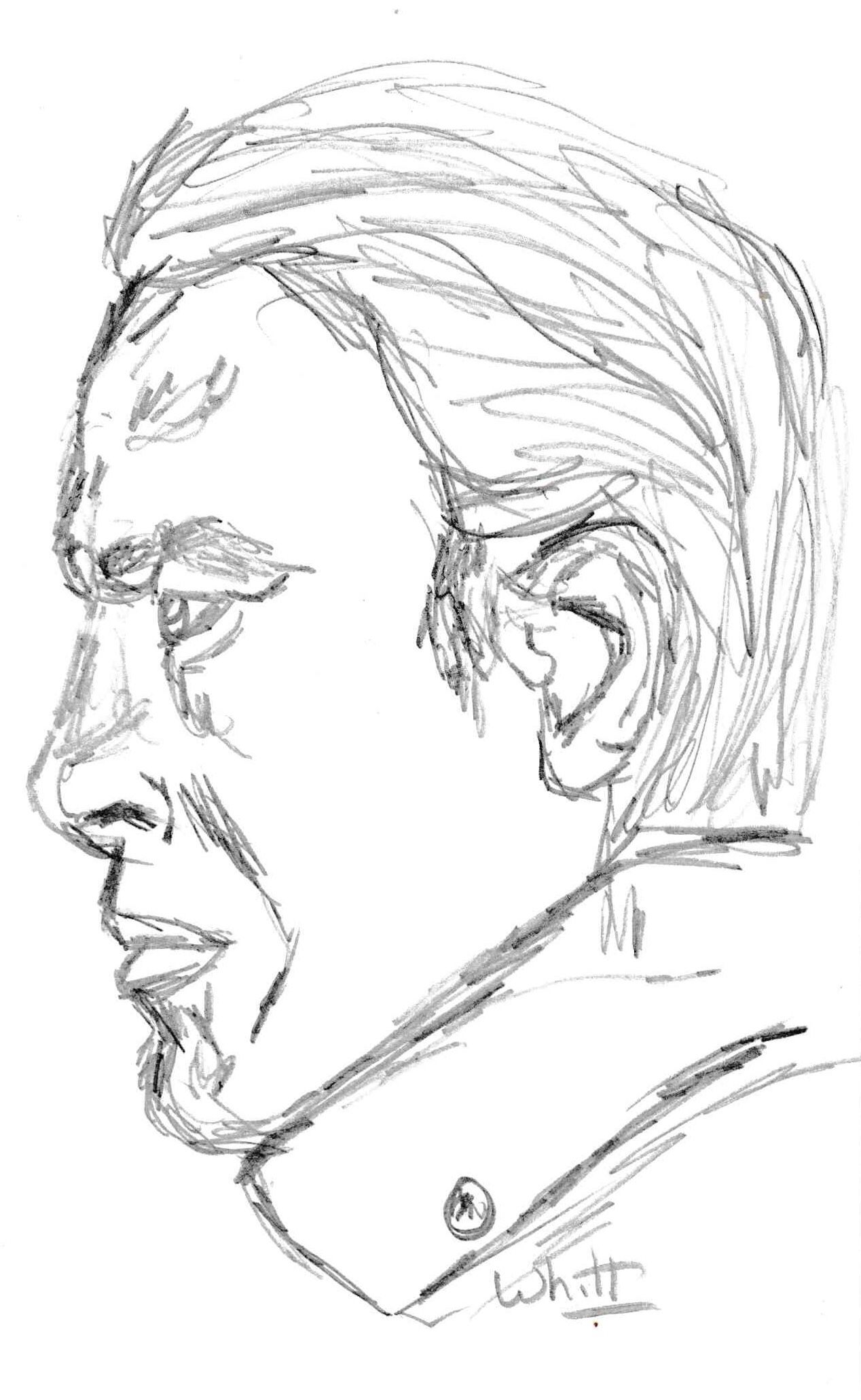 360 Of 1001 Old Man Side View In 2020 Man Sketch Guy Drawing Cartoon Character Design