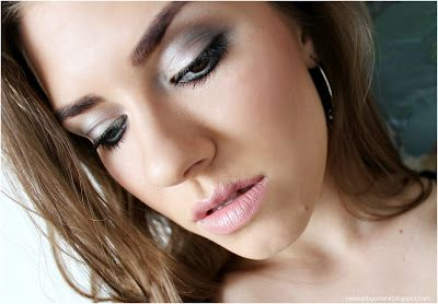 O X A N A M.U.A #prom eyebrows #prom lips