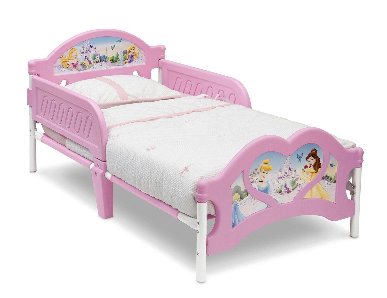 Cama infantil princesas disney bb86683ps for Cama infantil