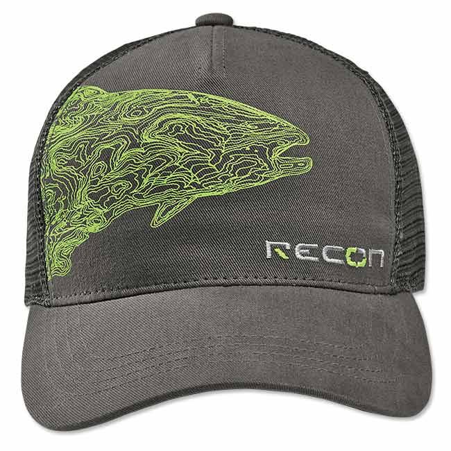 buy popular 4cd94 4dfa0 Fly-Fishing Trucker Hat   Topo Trout Hat -- Orvis UK