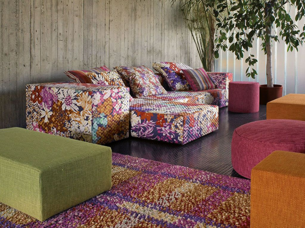 Sessel Leiner Nap Sectional Sofa By Missoni Home Sofa Sofa Design