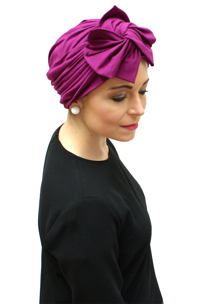 49a14d3abb3c93 Perry - Special Occasion Chemo Hat in 2019 | Turban | Hats for ...