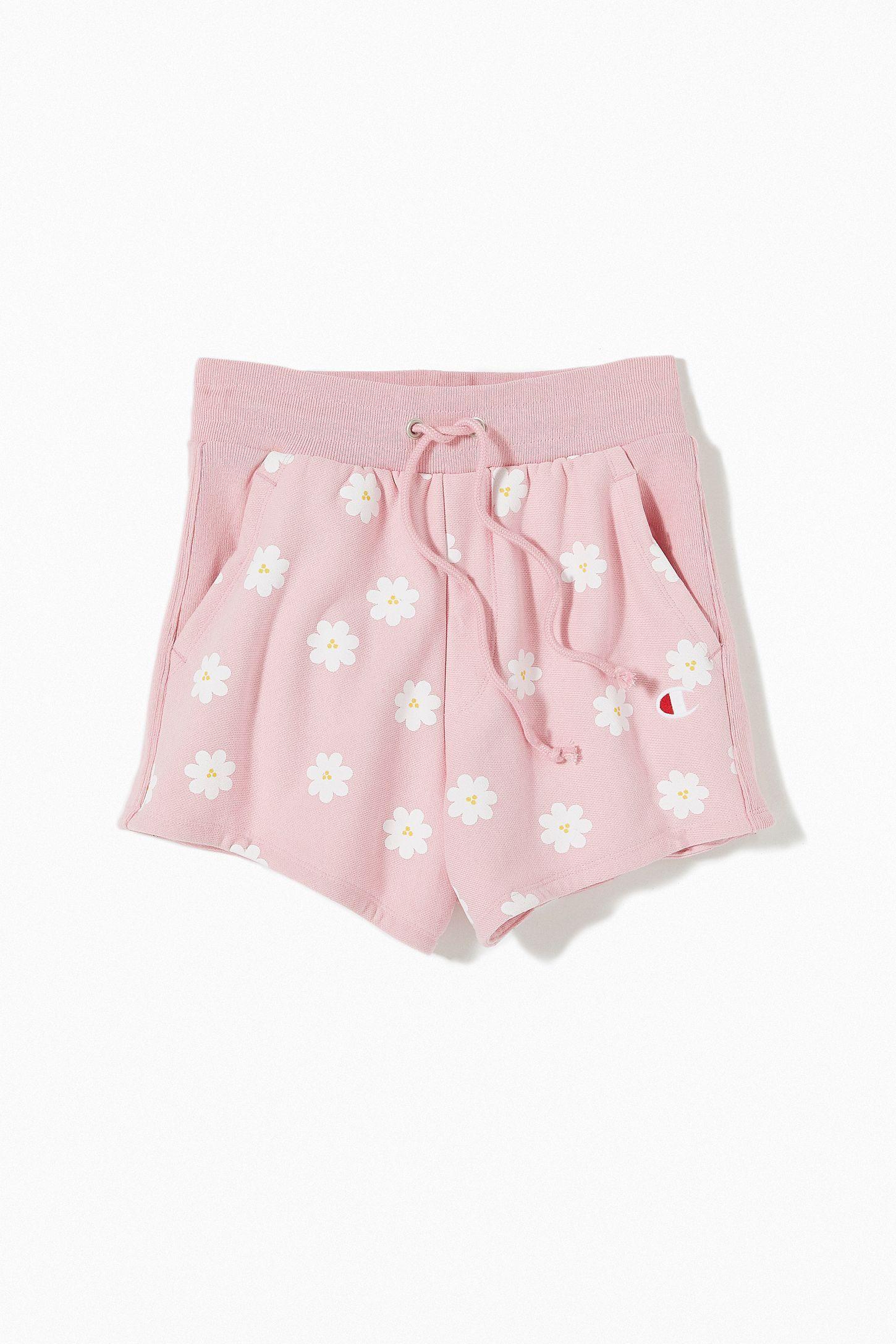 Champion Uo Exclusive Daisy Short Urban Outfitters Daisy Shorts Urban Outfitters Fashion [ 2175 x 1450 Pixel ]
