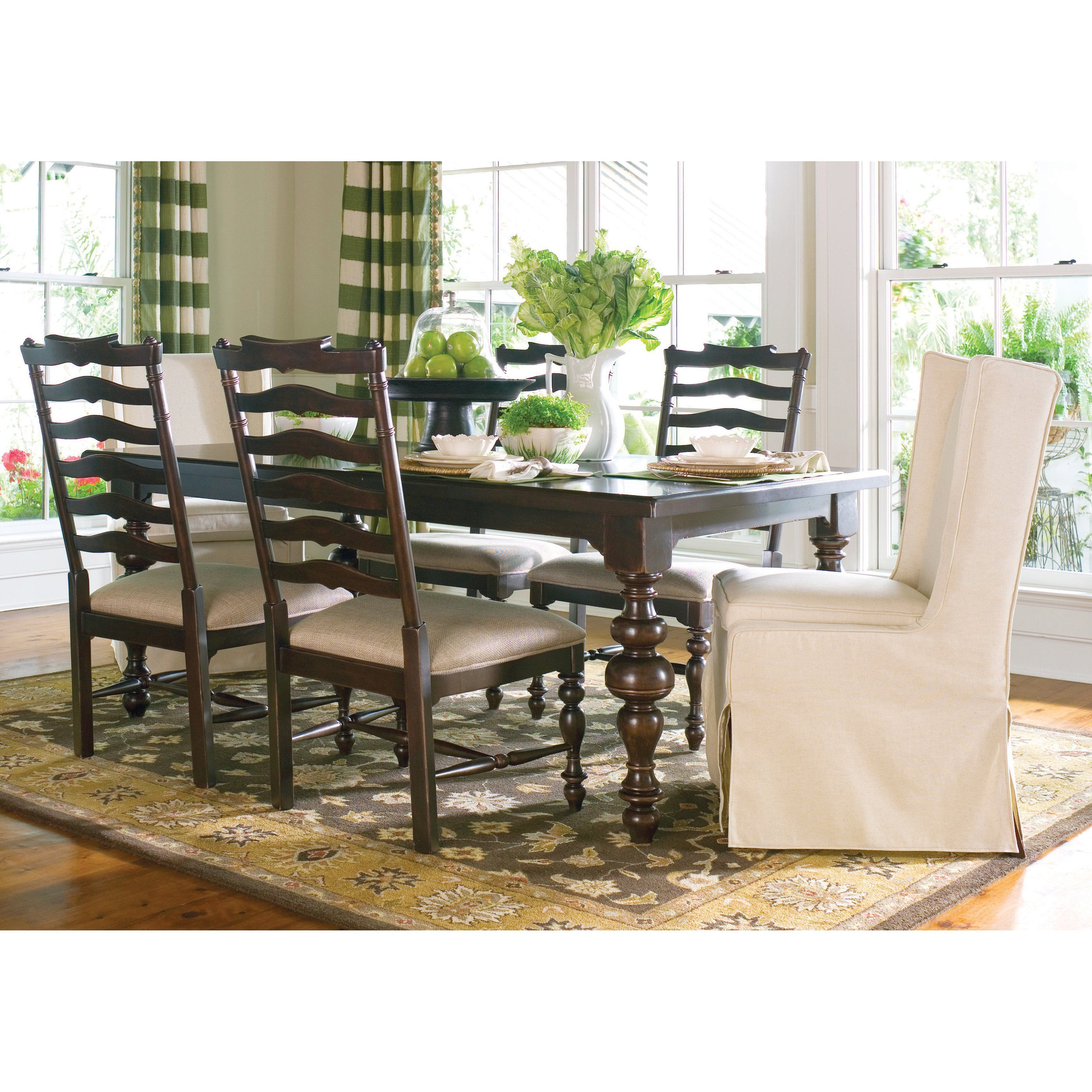 Paula Deen Home Paulas Dining Table   Tobacco | From Hayneedle.com