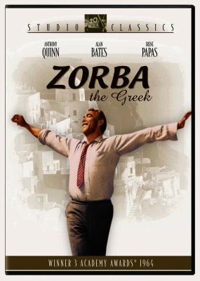 An uptight English writer traveling to Crete on a matter of business finds his life changed forever when he meets the gregarious Alexis Zorba.