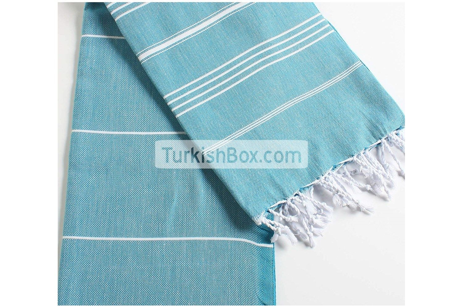 Cacala Peshtemal Turkish Towel Medium Thickness 95x175 Cm