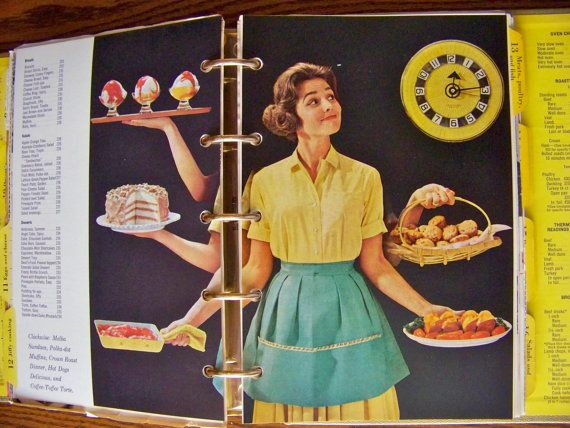 Better Homes and Gardens Cookbook Gold Souvenir by cynthiasattic, $59.00