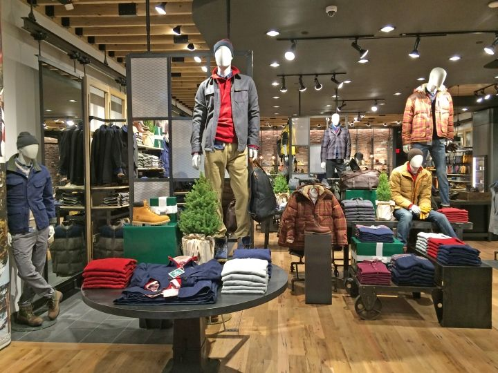 timberland store dc